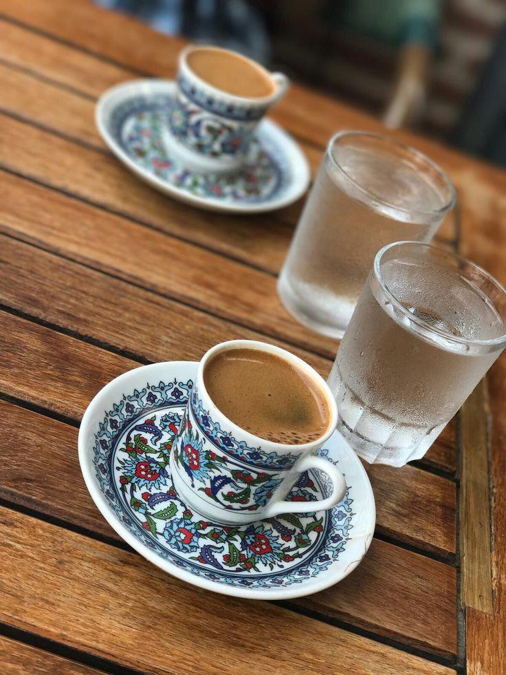 Turkish coffee ☕