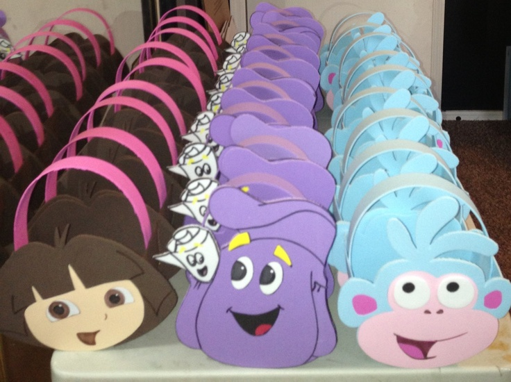 dora and diego theme party