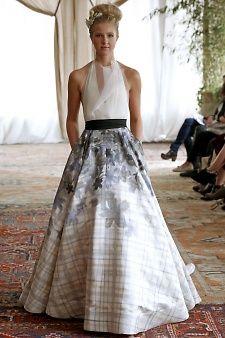 Tara Latour Fall 2015 Bridal Collection