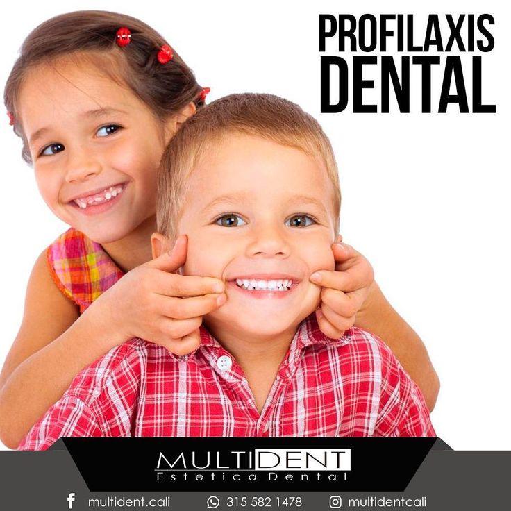 Profilaxis profunda te la ofrecemos en #Multiden ven y pregunta por nuestras maravillosas promociones del mes de Febrero #cali #Colombia #dentalassistant #dentist #estetica #dental