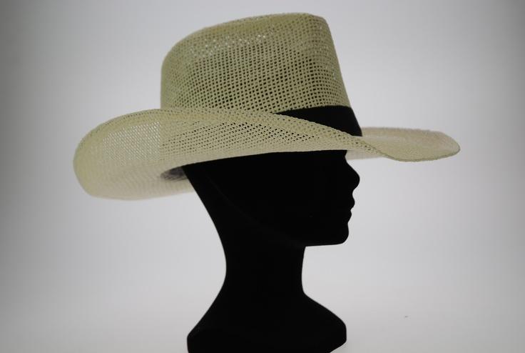 SOMBREROS SIPECUSA.     Lote de 6 sombreros de paja unisex en colores surtidos. Ala ancha, con cinta en tela. Talla única. REFERENCIA 496035