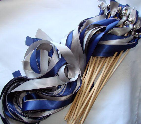 75 Nozze bacchette legno personalizzati cerimonia uscita nastro campane blu stelle filanti bolle Beach oceano sirena verde sorpresa complean...