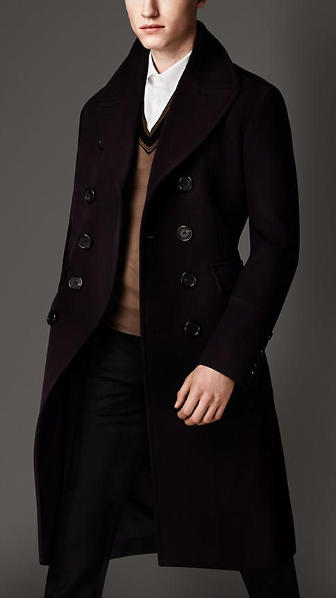Best 25  Burberry coat mens ideas only on Pinterest | Mens wool ...