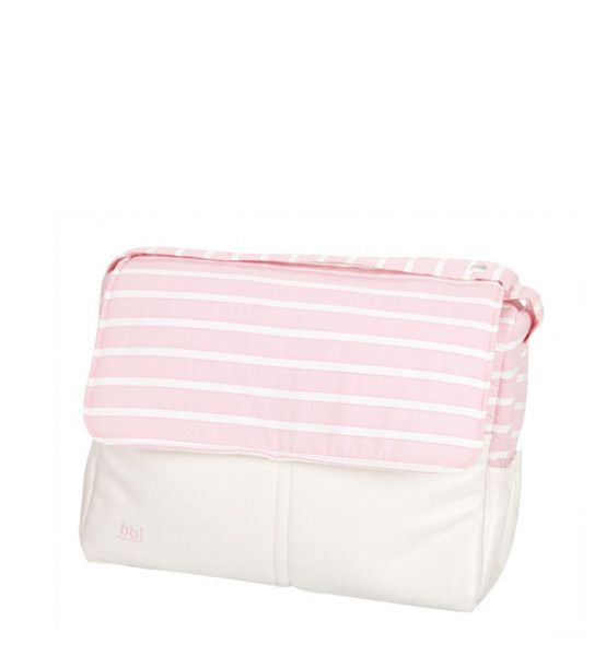 Pink baby changing bag - baby changing bag - babymaC - Stylish Spanish baby clothes