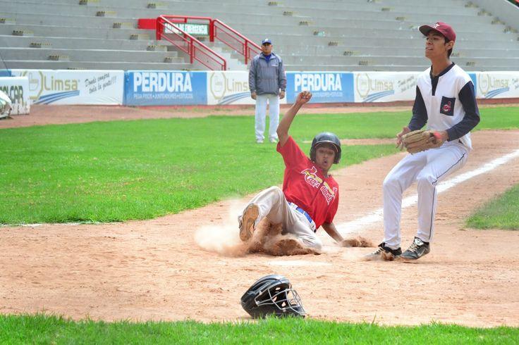 Jornada 5 de la Liga Pequeña Ferrocarrilera de Béisbol en Aguascalientes ~ Ags Sports