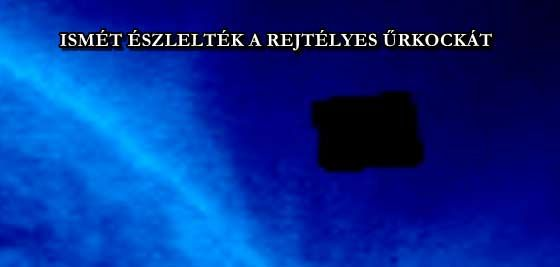 ISMÉT ÉSZLELTÉK A REJTÉLYES ŰRKOCKÁT