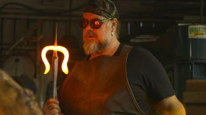 Modern Day Blacksmithing | ... modern day blacksmith forge a https www facebook com awemechannel