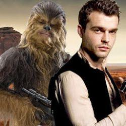 Star Wars - Han Solo: Androide de Westworld cotada para o elenco do filme!!!