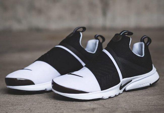 Nike Presto Extreme White Black