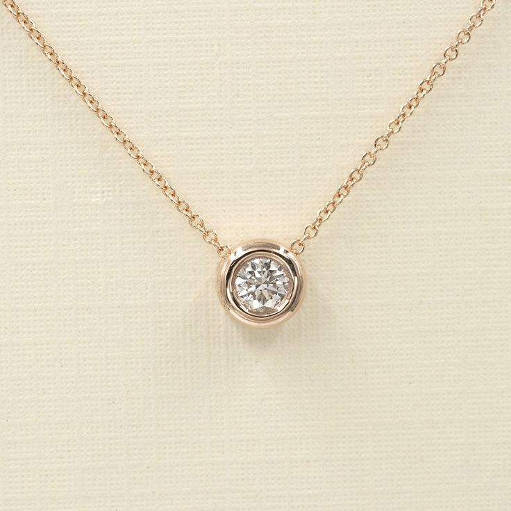 93 best necklace images on pinterest diamond necklaces gold by diamondfinejewelry on etsy aloadofball Choice Image