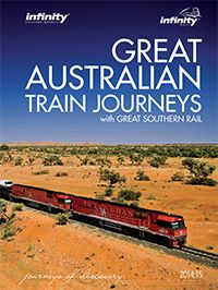 Great Australian Train Journeys