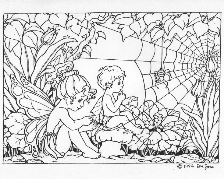 wonderful free fairy coloring pages coloring pages