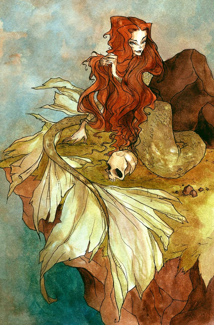 Fairy Tales By Abigail Larson The Little Mermaid For