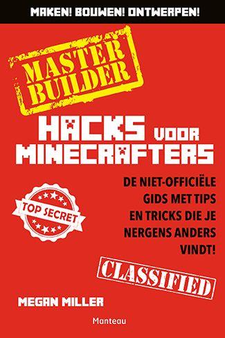 Minecraft houdt wereldwijd meer dan 100 miljoen spelers in de ban. Met de schat aan informatie, tips en tricks in dit boek bouw jij je wereld precies zoals jij dat wil. Want Minecraft spelen is vooral bouwen: schuilplaatsen, basiskampen, vallen, boerderijen... Leer nieuwe hacks en slimme technieken die je helpen bij het maken van talloze huizen en gebouwen. Laat je verrassen door de vele nieuwigheden die je Minecraft-wereld nog uitdagender en boeiender maken.