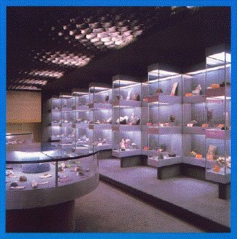 of Mineralogy of the Universidad Autónoma de Madrid - Welcome to the Museum