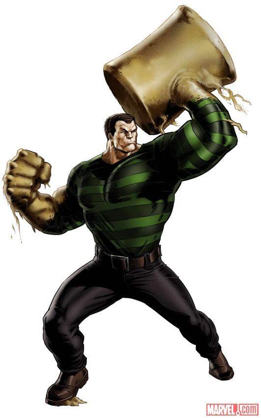 Sandman #Marvel: Avengers Alliance