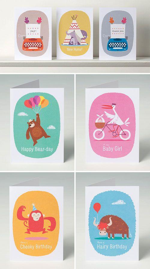 Gumo Greeting Cards