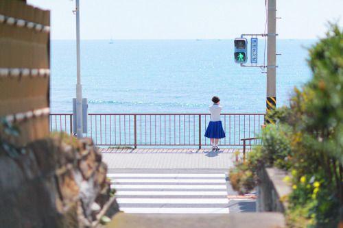 稲村ガ崎  鎌倉 fluoric: KAMAKURA Inamuragasaki by linton!! on Flickr.