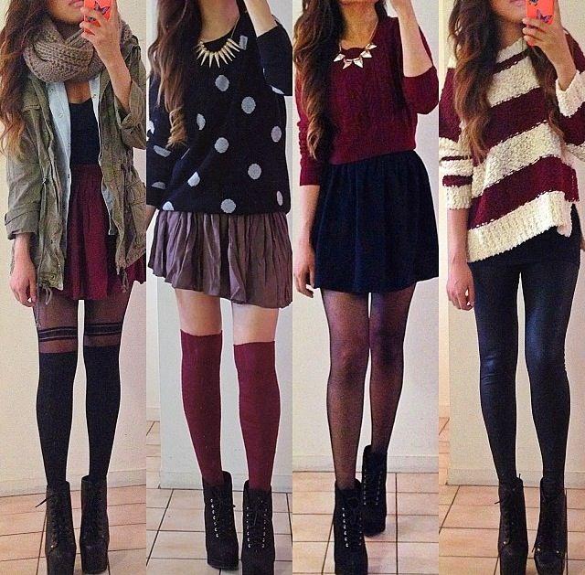 Rinasenorita outfits