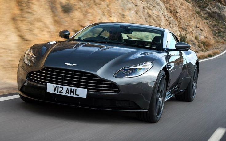 Aston Martin DB11 : la plus puissante de l'histoire