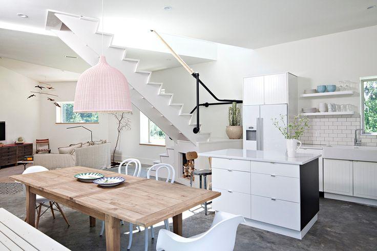 great minimalistic kitchen