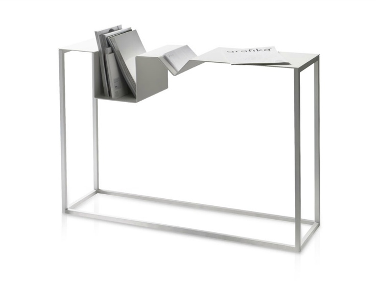 Zig Zag table from Trica Furniture,   http://www.tricafurniture.com
