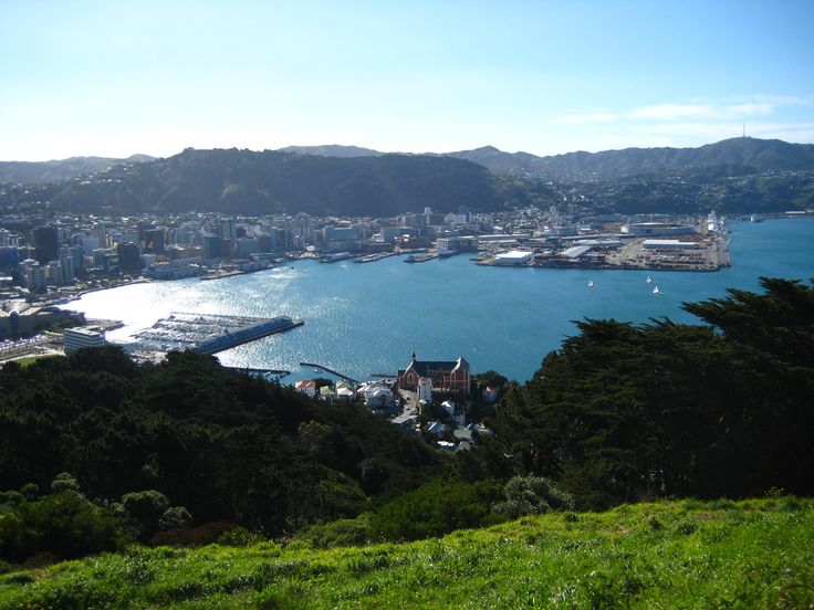 Wellington, NZ. My home in less than a year.