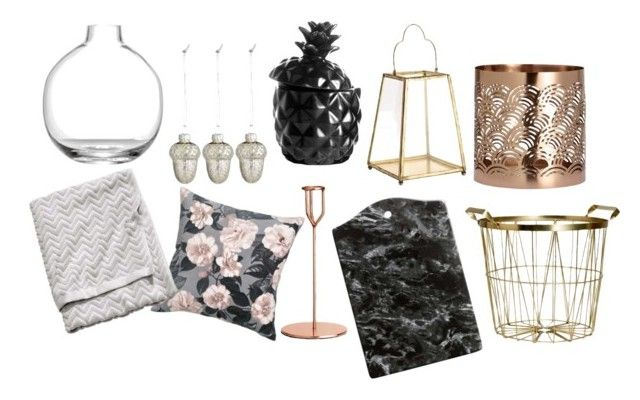 """H&M home faves"" by matildaaa on Polyvore featuring interior, interiors, interior design, home, home decor and interior decorating"