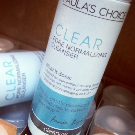 how to clear skin in a week