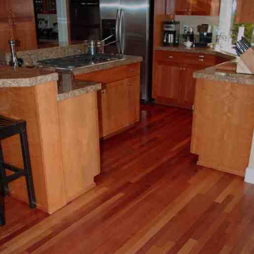 10 Best Ideas About Brazilian Cherry Flooring On Pinterest