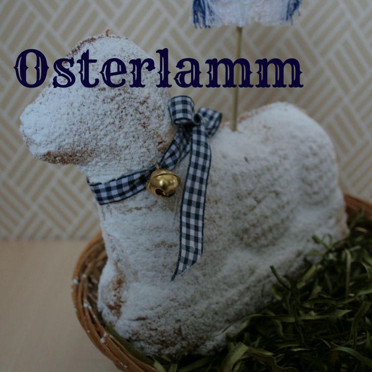Ein süßes Osterlämmchen gehört, wie Ostereier, unbedingt zu Ostern.Ein einfaches Rezept für ein traditionelles Osterlamm mit Mandeln haben wir hier für Euch