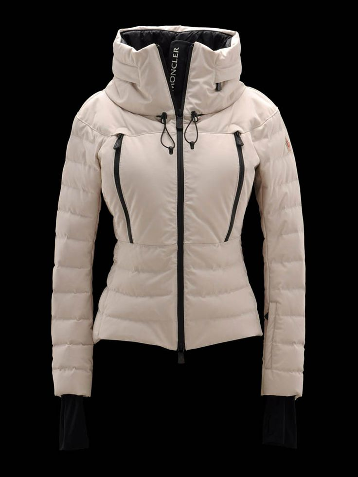 Moncler Grenoble Isere Womens Insulated Ski Jacket
