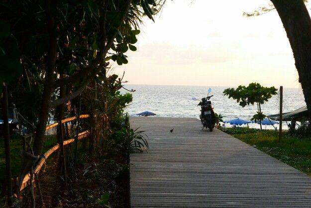 Sunset at Karon Beach, Phuket