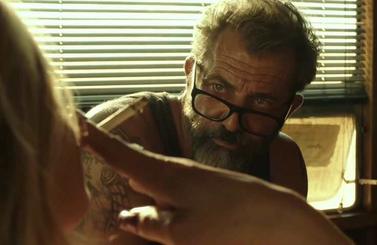 "Mad Mel Is Mad In This New Trailer For ""Blood Father"" 