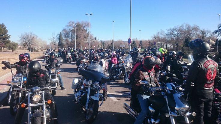 https://flic.kr/p/QZ7bnm | Ruta 'Viaje en moto al Far West' | enero 2017