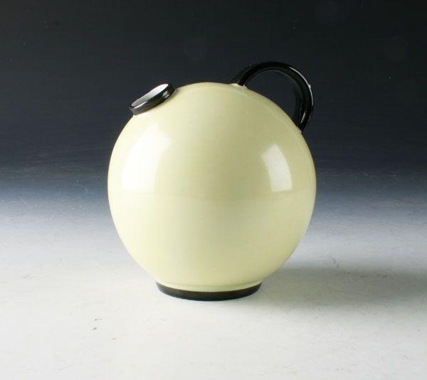 Ball vase/jug by  Nora Gulbrandsen for Porsgrund porselen 1934