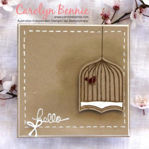 Badges & Banners - Stampin' Up! Bundle by Carolyn Bennie - Australian Stampin' Up! Demonstrator carolynbennie.com