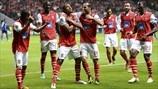Alan (SC Braga)   Braga 1-3 Man. United. 07.11.12.