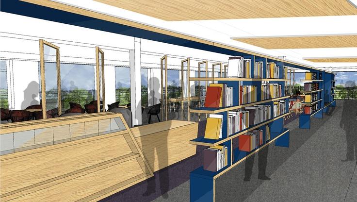Australian Institute of Management, Kent St. Concept Design by e2.