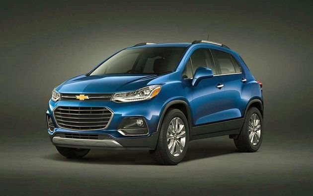 2019 Chevrolet Trax Rumors