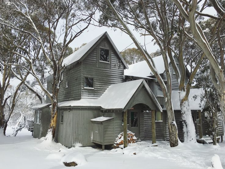 'Cascade' Book this chalet and other Dinner Plain and Mount Hotham accommodation online www.alpine-getaways.com