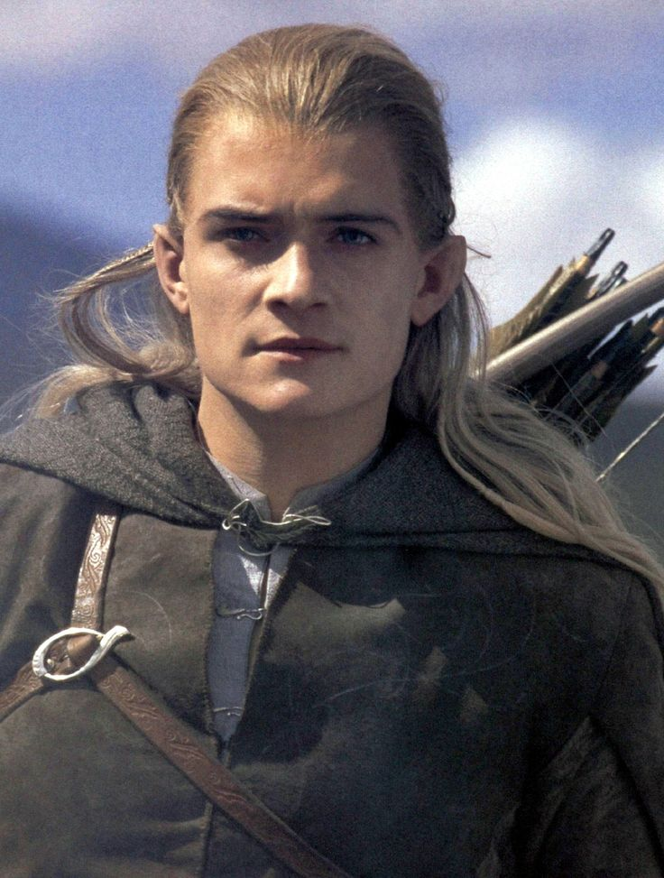 Orlando Bloom - Legolas in Lord of the Rings Trilogy