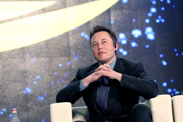 Musk wants to wire the world—and one day, Mars—using satellites