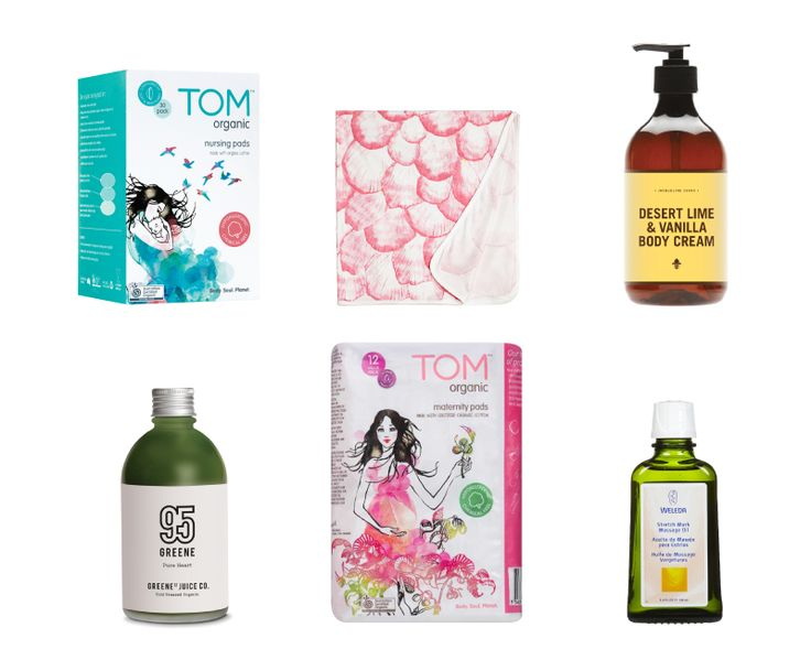 Hospital Bag Essentials - by Aimee of TOM Organic: The lead-up to the birth of my little girls has been such a busy time, we often leave tasks like packing our hospital bag until the very last minute!