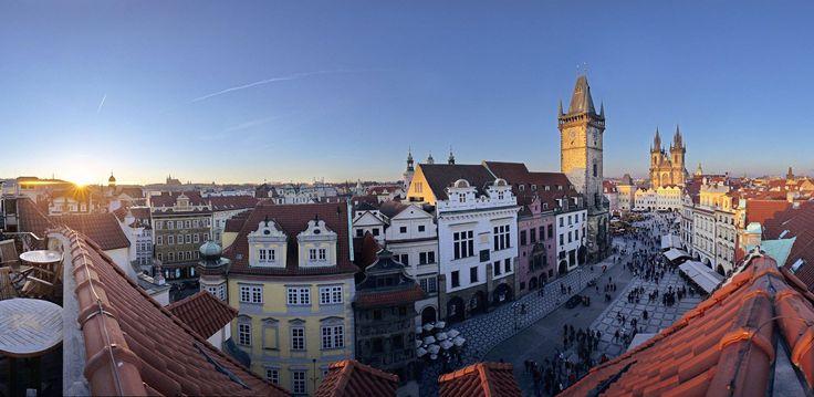 Staroměstská radnice foto Prague City Tour
