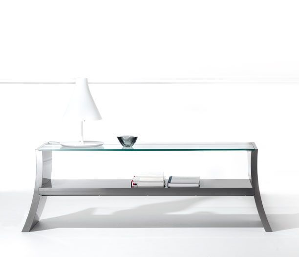 Sideboard Table / Contemporary / Glass GRACE/C By Mauro Lipparini Potocco