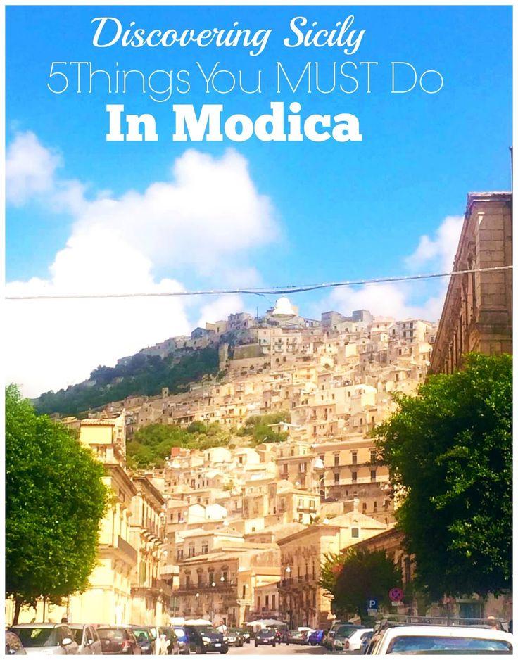 Modica-Sicily