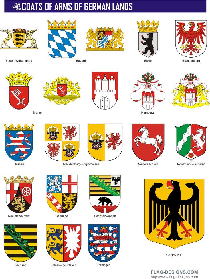 Brasões Alemanha