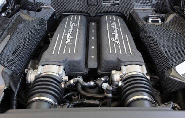 Engine of a Sesto Elemento