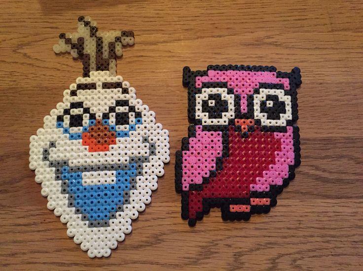 Olaf og ugle